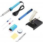 Accesorio De Drone Kit De Herramientas Set New 9 In 1 DIY Electric Soldering Iron Starter Tool Kit Set