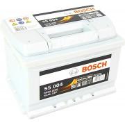 Bosch S5 12V 61Ah 600A Jobb+ autó akkumulátor