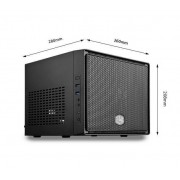 Carcasa Cooler Master Elite 110 Black