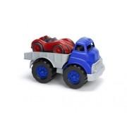 Green Toys Transport Auto + Voiture De Course