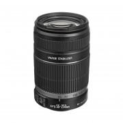 Lente Canon EF-S 55-250mm F4-5.6 Is Stm - Negro