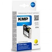 KMP E114 - Epson T0804 Yellow - 1608.0009