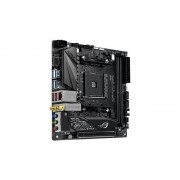 AMD AM4 B450 ITX gaming motherboard with DDR4 3600MHz support