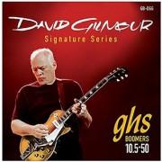 GHS Strings GB-DGG David Gilmour Signature Series Nickel-Plated Electric Guitar Strings (.010 1/2-.050)