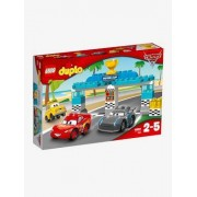 Lego 10857 Piston-Cup-Rennen LEGO DUPLO mehrfarbig