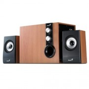 Reproduktory GENIUS SW-HF2.1 1205 32W maple wood