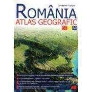 Romania. Atlas geografic scolar Editia a II-a