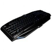 Zalman ZM-K400G LED Backlit Gaming Keyboard with 5+7 Programmable Keys