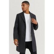 Studio Total Rock Lambton Wool Coat Grå