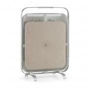 Klarstein HEATPAL MARBLE инфрачервена печка 1300W съхранение на топлината мрамор алуминий (ACO11-HeatPalMarble)