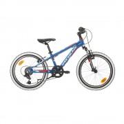 Детско колело Shockblaze Ride 20'', 6sp синьо
