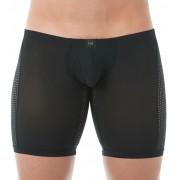 Gregg Homme DRIVE Jammer Long Boxer Brief Underwear Black 142655