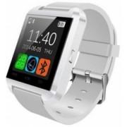 Smartwatch iUni U8+ BT LCD 1.44 inch Notificari Alb Bonus Bratara Roca Vulcanica unisex