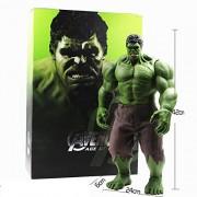 Avengers Incredible Hulk Iron Man Hulk Buster Age Of Ultron Hulkbuster 42CM PVC Toys Action Figure Hulk Smash