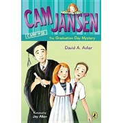 CAM Jansen and the Graduation Day Mystery '31, Paperback/David A. Adler