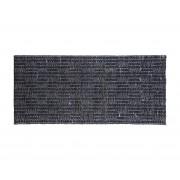 BePureHome Scenes vloerkleed jute zwart 70x140 cm