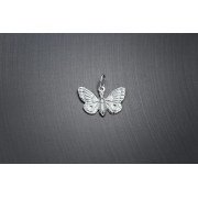 Ezüst medál pillangó 3