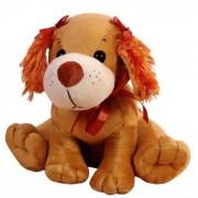 Cute Stuffed Brown Bella Dog Plush Animal Soft Toy