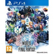 World Of Final Fantasy PS4 Game