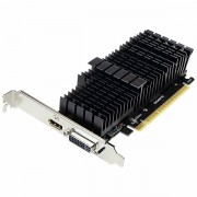 GIGABYTE Video Card NVidia GeForce GT 710 2GB GDDR5 64bit DVI-I / HDMI Low Profile passive sink GV-N710D5SL-2GL