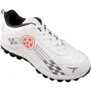 Action White Blue Sport running Shoe -7116 Walking Shoes For Men(White)