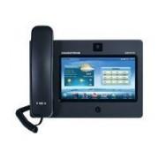 Grandstream GXV3175 - Visiophone IP - IEEE 802.11b/g/n (Wi-Fi) - SIP, SIP v2 - noir