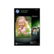 HP Papel fotográfico brillante HP Everyday 200 gramos/m² - 100 hojas/10 x 15 cm (CR757A)