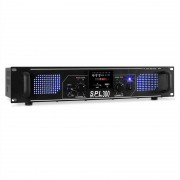 Skytec SPL 300MP3 Amplificador PA MP3 USB SD 300W (Sky-178.764)