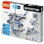 Конструктор Енджино Изобретател - 16 модела самолети - Engino, 150015