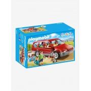 Playmobil 9421 Carro de família, da Playmobil vermelho medio liso