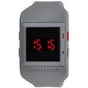Fastrack Quartz Black Dial Mens Watch-38012PP02