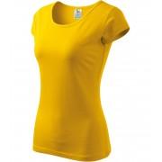 ADLER Pure 150 Dámské triko 12204 žlutá S