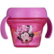 The First Years Disney Baby Mickey Mouse Spill-Proof Snack Bowl
