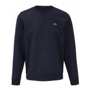 Lacoste Sweatshirt met ronde hals Van Lacoste Heren blauw