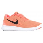 Nike Free Run W - scarpe natural running - donna - Light Orange