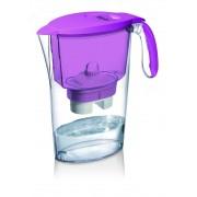 LAICA Clear Line lila vízszűrőkancsó (1 Bi-Flux univerzális szűrőbetéttel)