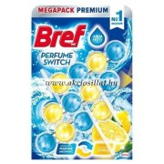 Bref Perfume Switch Juicy Peach - Sweet Apple WC-frissítő 3x50g