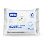Chicco PhysioClean hidratáló nedves orrtörlő-kendő aloe-verával és kamillával (16 db-os)