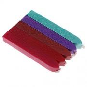 ELECTROPRIME® Sealing Wax Seal Stamp Santa Claus + 5Pcs Stick Cord for Invitation Envelope