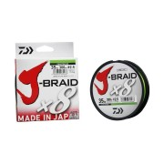 Daiwa J-BRAID 8A 150M Grass Green Fishing Lines 8 Wire Braid Line Monofilament 10-60lb High Strength Pesca Line Made in Japan