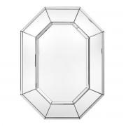 Oglinda Le Sereno, argintie