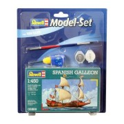Revell Model Set - Spanish Galleon