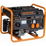 Generator open frame benzina Stager GG 2800 2.2KW