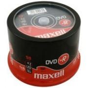 DVD-R 4.7GB 50-pack cakebox