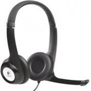 Logitech H390 Stereo headset with rotating mic ,