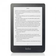 Четец за е-книги Kobo Clara HD, 6.0-инчов дисплей, Carta E-Ink, 300 PPI, ComfortLight PRO, 8GB памет, черен, N249-KU-BK-K-EP