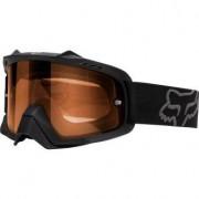 FOX Goggles FOX AIRSPC Enduro Matte Black / Orange Dual
