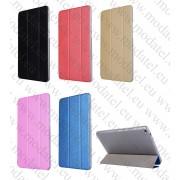"""Huawei MediaPad T3 8 (8.0"""") (кожен калъф) 'Ultra Thin Texture style' (червен)"""