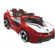 Automobil na akumulator model 208 crveni