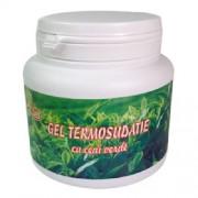 Gel Termosudatie cu Ceai Verde 500ml Kosmo Oil